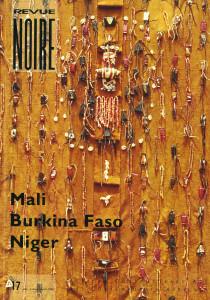 Magazine Revue Noire RN17 Mali-Niger-Burkina Faso