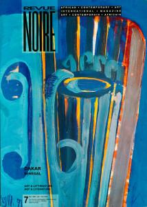 Revue Noire magazine RN07 Dakar