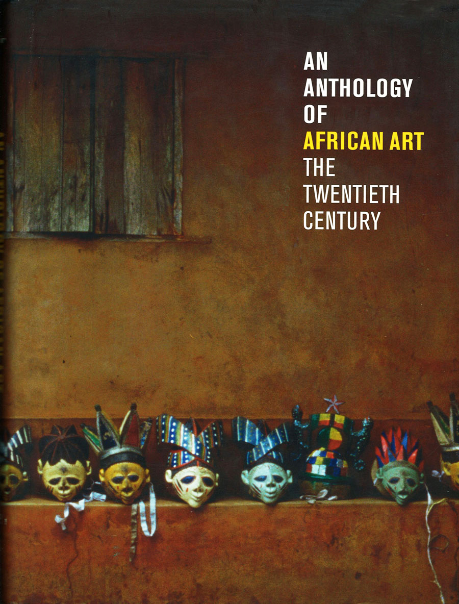Book 'Anthology of African Art, The XXth Century', Revue Noire 2001