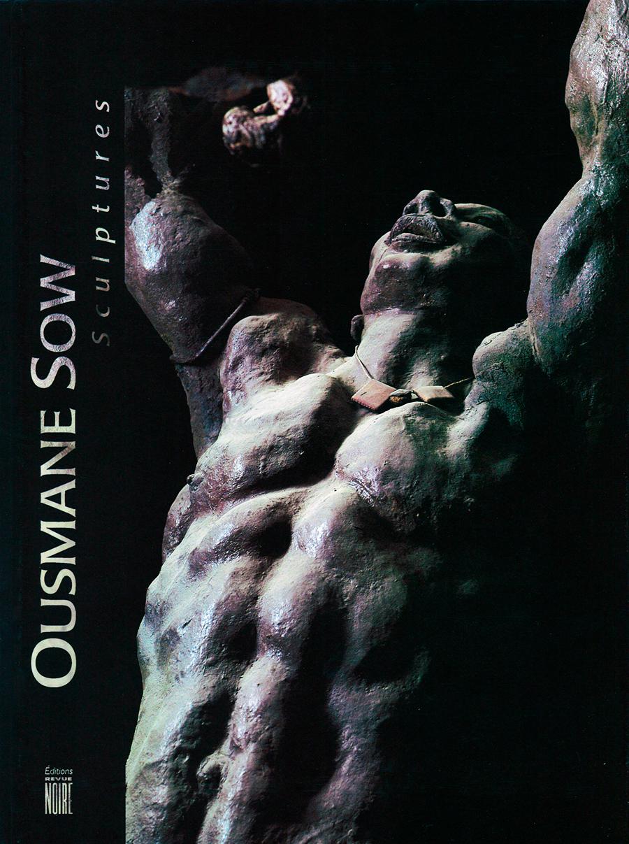 Book 'Ousmane Sow' monography, Revue Noire 1995