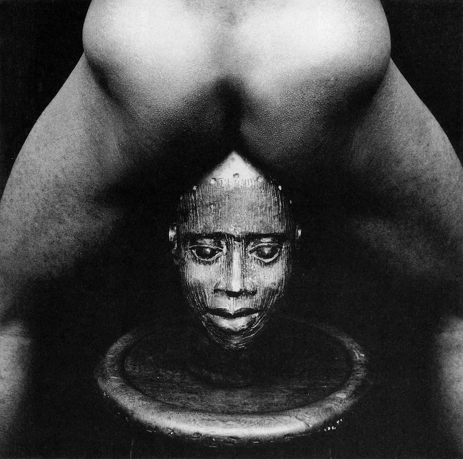 © photo Rotimi Fani Kayode, 'Bronze Head' 1987