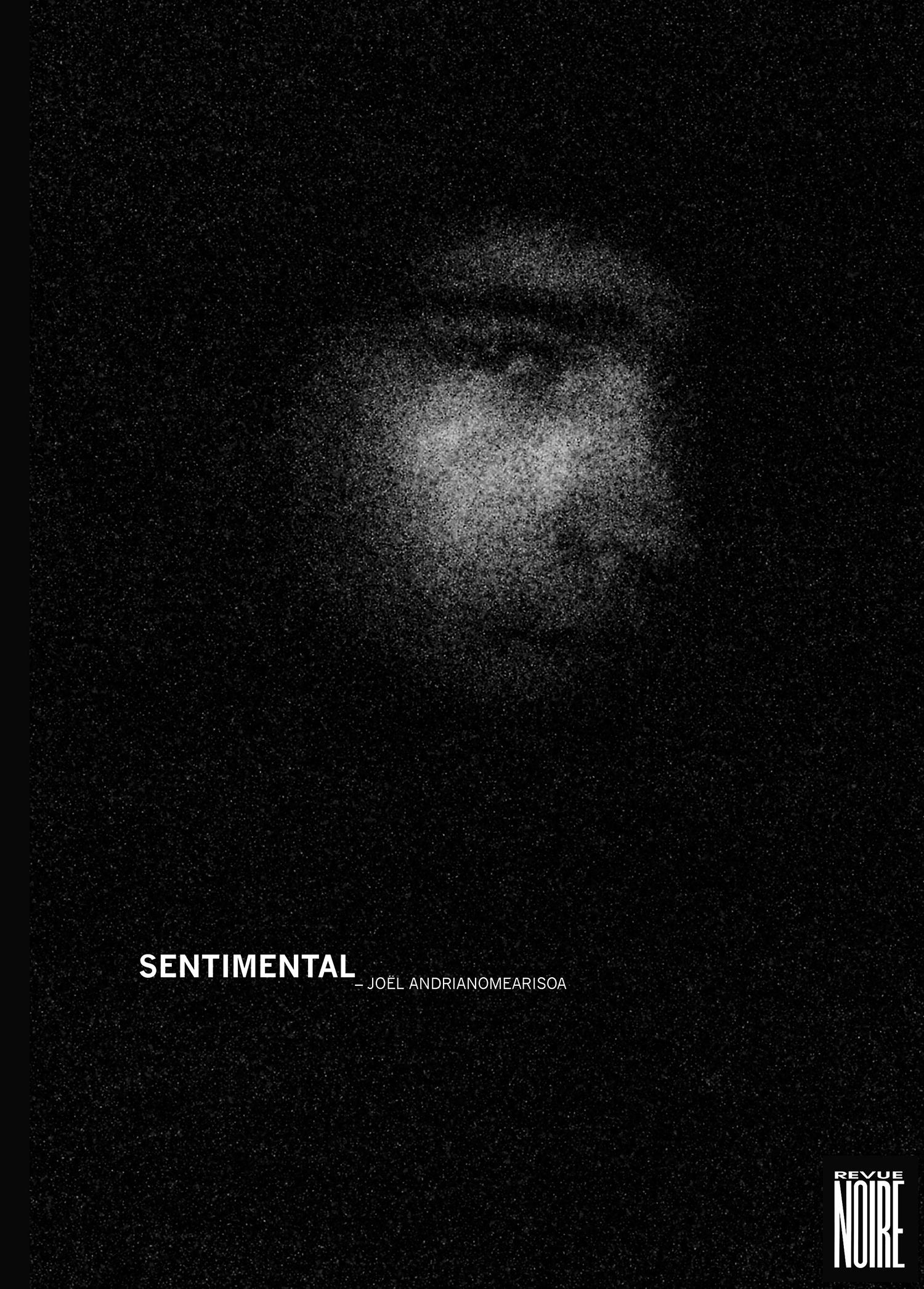 Livre 'Sentimental' de Joël Andrianomearisoa, Revue Noire, 2012