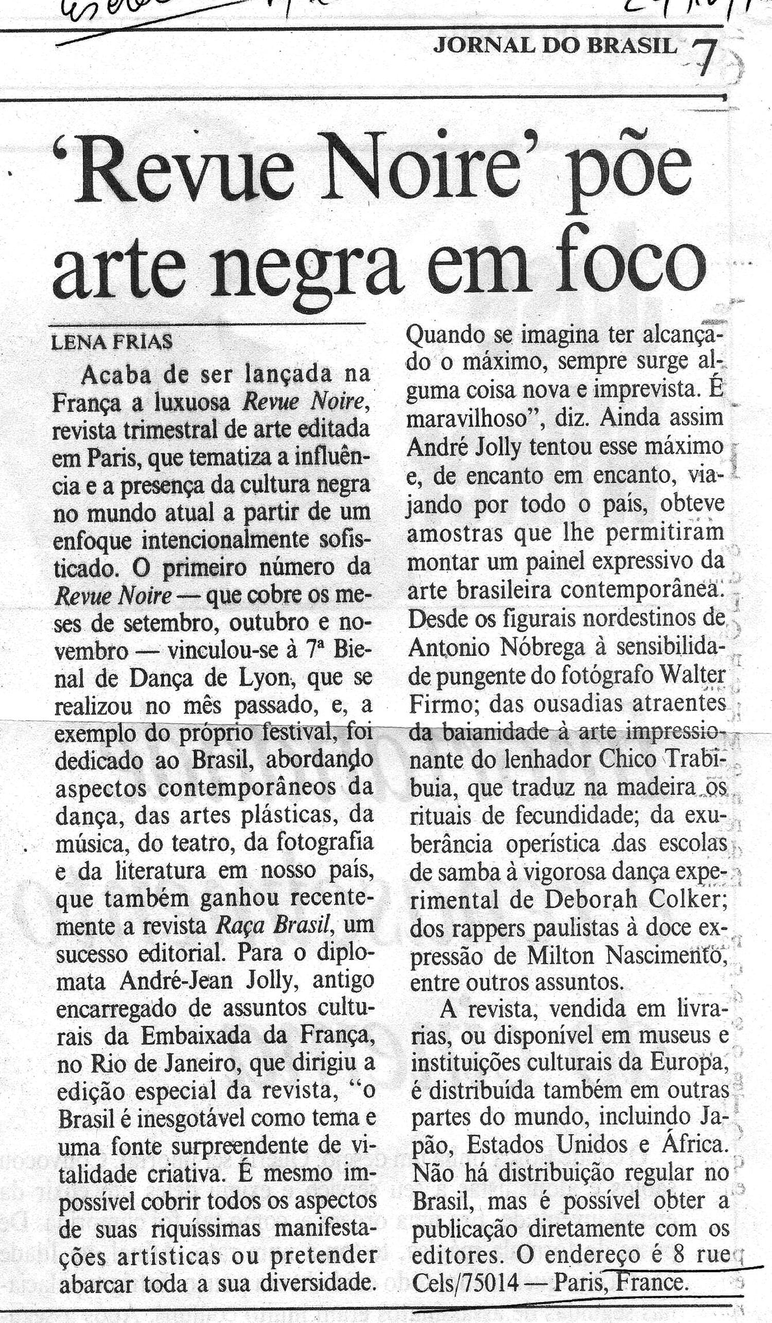 JornalBrasil-Oct1996-RevueNoire22