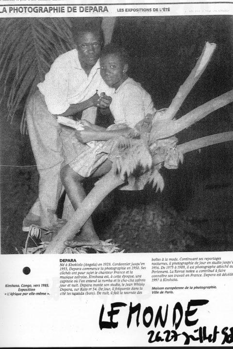 Le Monde – jul 1998