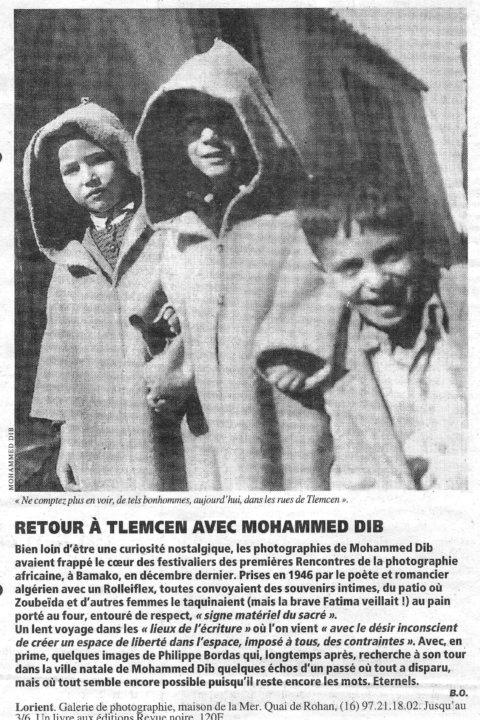 Libération – Apr 1995
