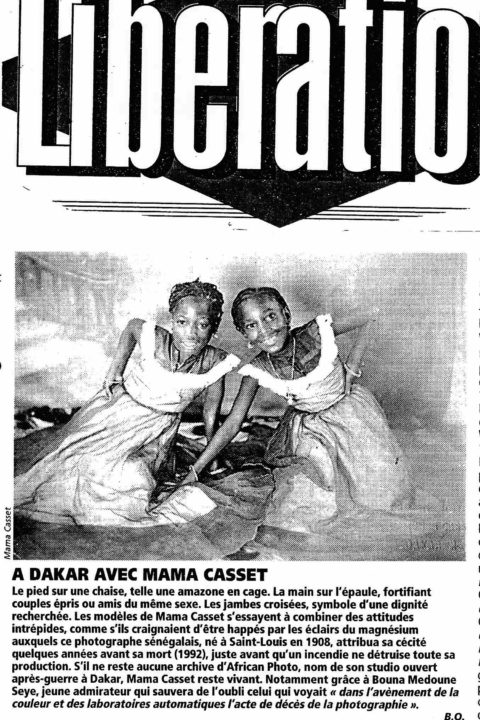Libération – déc 1994