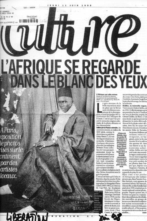 Libération – jun 1998