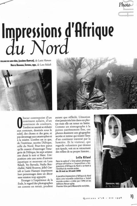 Qantara – jun 1998