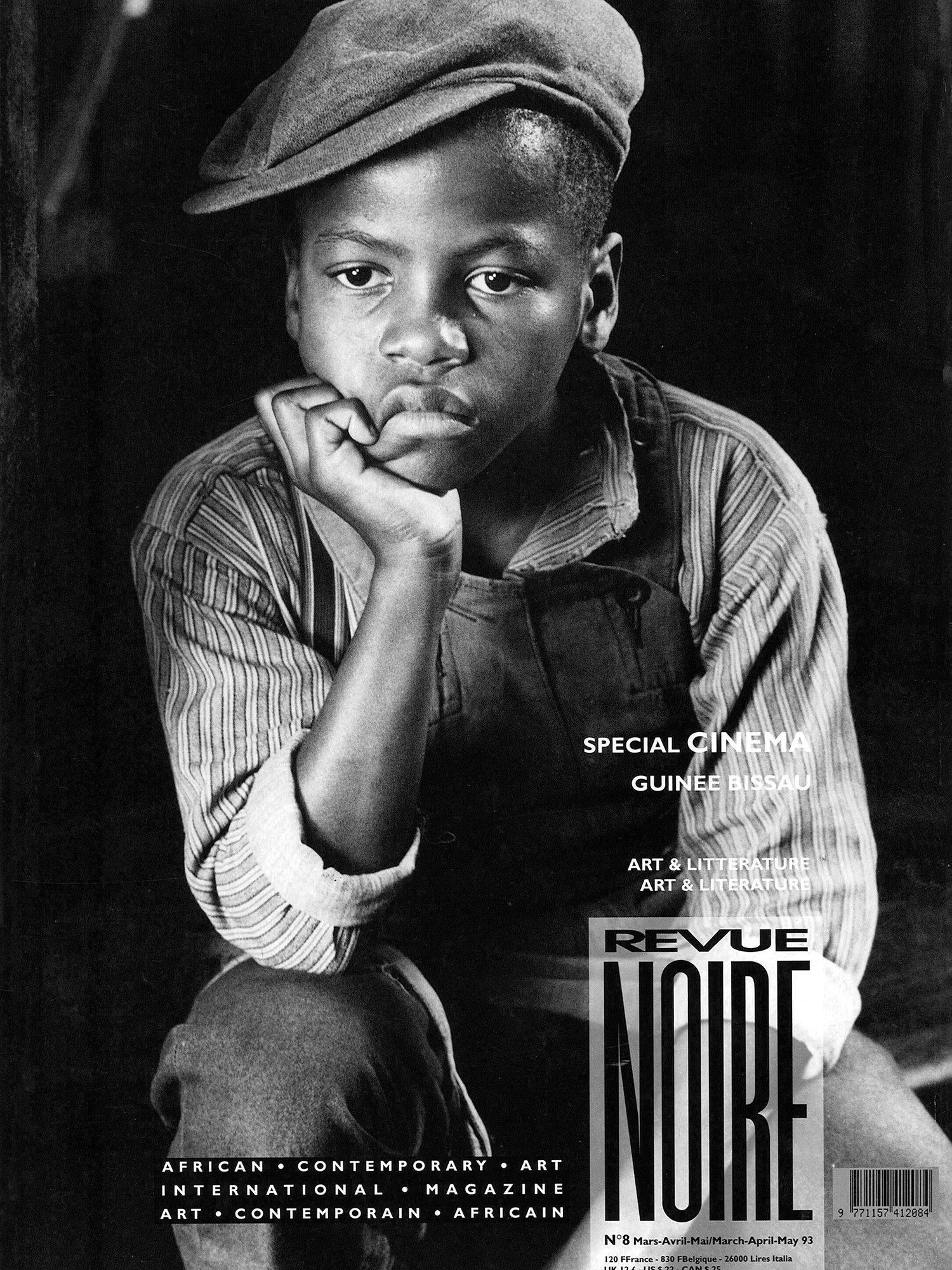 Revue Noire 08 : Bissau. Le cinéma africain