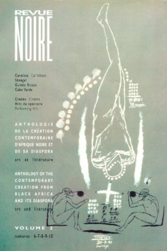 Book 'Anthology Revue Noire Magazine Vol. 02' issues 06 to 10