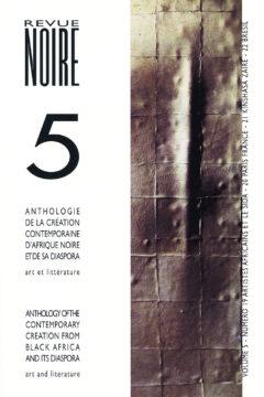 Livre 'Anthologie Revue Noire Magazine Vol. 05' N° 19 à 22