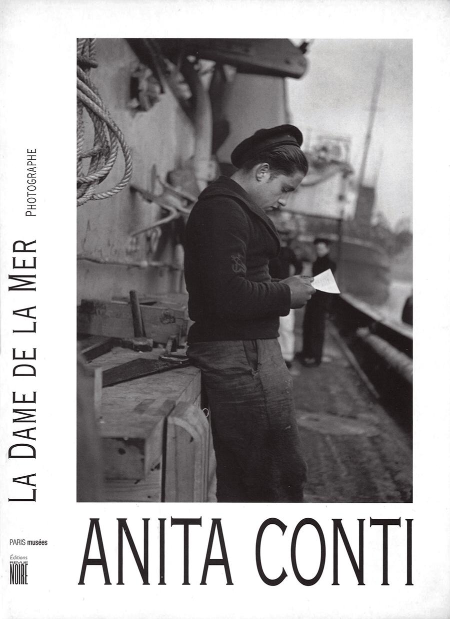 Livre 'Anita Conti, La Dame de la Mer', Revue Noire 1998