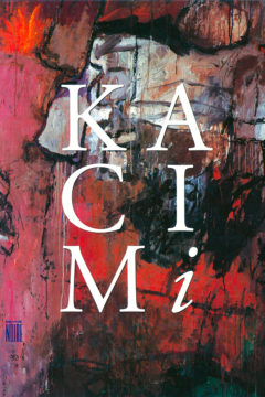Book 'Mohammed Kacimi', monography, Revue Noire 1996