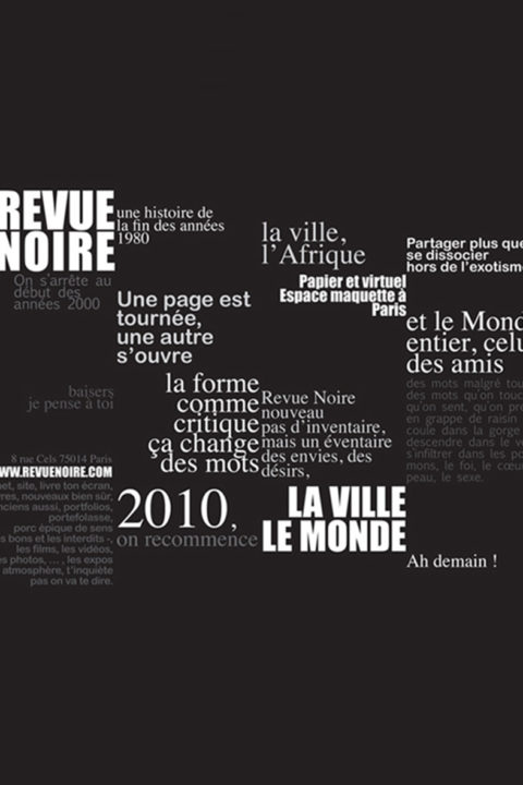 Once Upon A Time Revue Noire…