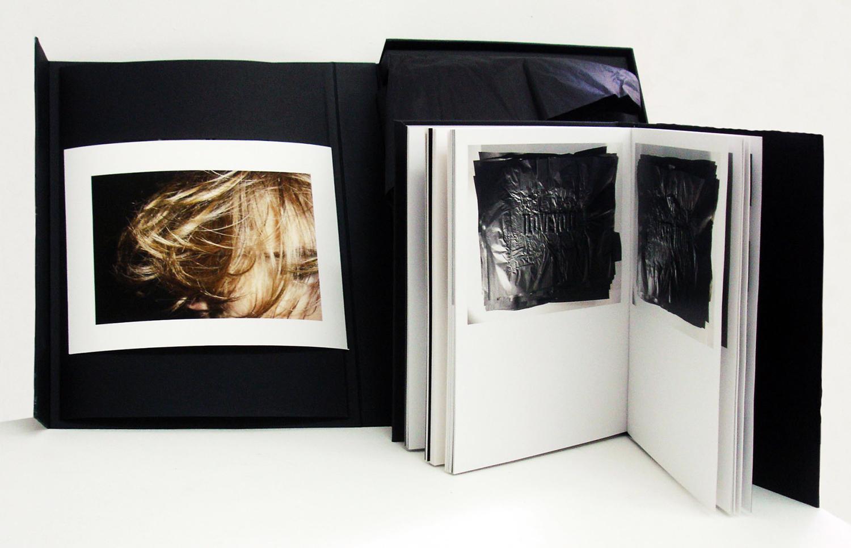 Coffret Sentimental, Joël Andrianomearisoa, édition limitée Revue Noire