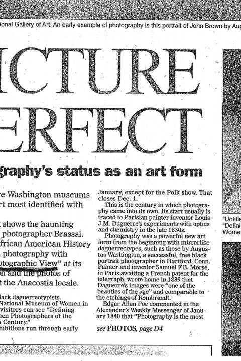 Washington Times – Jan 2000
