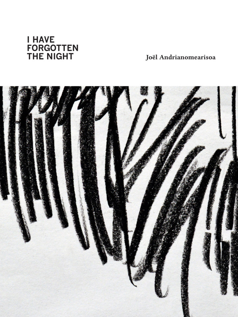 I Have Forgotten The Night, Joël Andrianomearisoa, catalogue-monographie